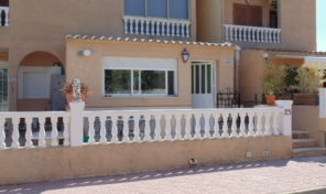 REDUCED!!! Lovely Ground Floor Bungalow near the Punta Prima Beach.  Ref:mks1829
