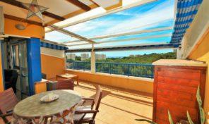 Amazing Apartment with Massiv Terrace in Campoamor.  Ref:ks1889