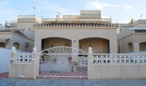 Great Detached Villa with Pool in San Miguel de Salinas.  Ref:ks1577