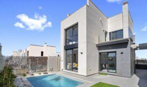 NEW Lux Villa with Private Pool in Villamartin.  Ref:ks1503