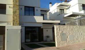Luxury Modern Semi-Detached Villa in Villamartin. Ref: mks1885