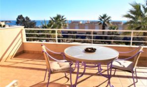 Massive Luxury Penthouse in front line Complex in Cabo Roig. Ref:ks1928