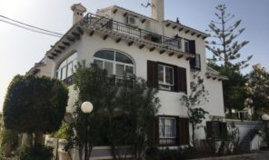 Beachside Semi-Detached Villa in Cabo Roig. Ref:ks1926