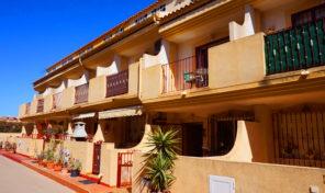 Large South Facing Townhouse in popular Playa Flamenca.  Ref:mks1918