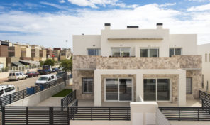 New Lux Modern Quad in Torrevieja.  Ref:ks1907