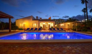 Amazing Property! Beachside Detached Villa with Pool in Playa Flamenca. Ref:ks1931