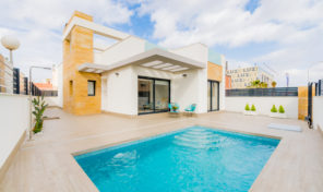Luxury Modern Detached Villa with Private Pool in Torrevieja.  Ref:ks1936