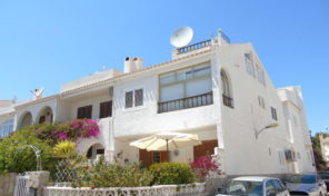 BARGAIN! BEACHSIDE DUPLEX IN LA ZENIA ONLY 109K.  Ref:ks1971