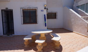 Super Bargain! 2 Bed Ground Floor Bungalow with Large Plot in Torrevieja. Ref:ks1969