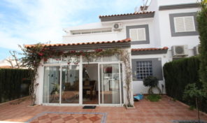 Spacious Semi-Detached Villa in Playa Flamenca.  Ref:ks1972