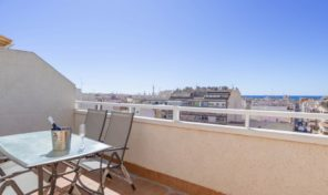 Superb Penthouse with Sea Views in Torrevieja.  Ref:ks1956