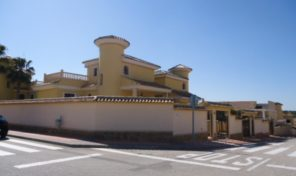 Large Detached Villa with Private pool in Lo Crispin, Quesada.  Ref:ks1995