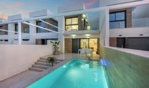 Superb New Modern Semi-Detached Villa in Quesada.  Ref:ks2035