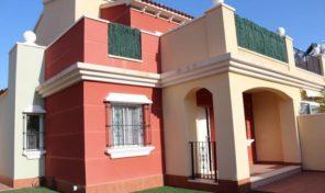 Luxurious Quad Villa in Torrevieja.  Ref:mks2036