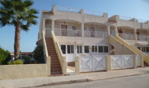 Great Corner Ground Floor Bungalow in Playa Flamenca. Ref:ks2042