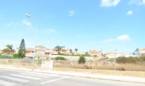 2 Large Plots for sale in Torrevieja.  Ref:ks2044