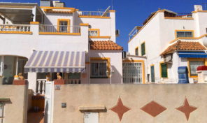 Lovely Quad Villa in La Florida, Playa Flamenca.  Ref:mks2027