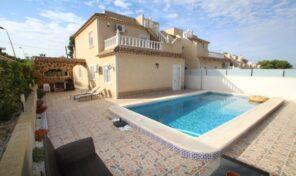 Very Spacious Detached Villa in Los Balcones.  Ref:ks2063