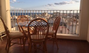Amazing Apartment with Great Views next to Beach in Torrevieja.  Ref:mks2062
