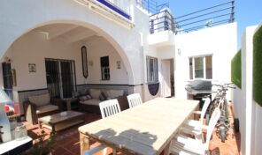 SOLD! Renovated Semi-Detached Villa in Torrevieja.  Ref:ks2128