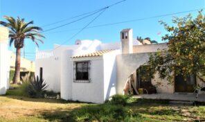 BARGAIN! English Style Bungalow in popular area Playa Flamenca!  Ref:ks2127