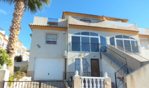 Great Semi Detached Villa with Garage in Playa Flamenca.  Ref:mks2124