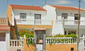 Renovated 4 Bedrooms Townhouse in Torrevieja.  Ref:mks2163