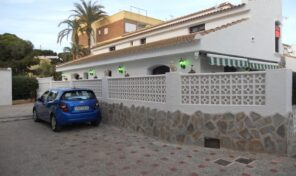 Lovely 4 Bedrooms Semi-Detached Villa near the La Zenia Beach.  Ref:mks2188