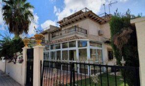 Great Location! Quad Villa in La Zenia.  Ref:mks2161