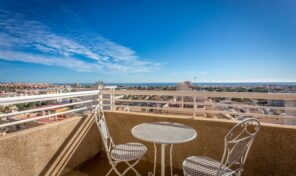 Views!! Great 11th Floor Apartment in Torrevieja.  Ref:ks2181