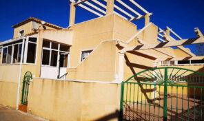 Amazing Quad with Under Build and Solarium in Torrevieja. Ref:mks2140