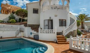 Beautiful Detached Villa with Large Plot & Private Pool in Quesada. Ref:ks2210