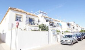 Great Corner Top Floor Bungalow with Solarium in Torrevieja.  Ref:ks2195
