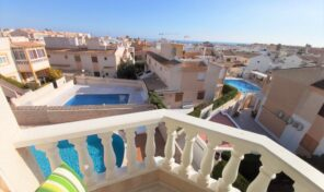 OFFER! Penthouse with Sea Views in Torrevieja.  Ref:ks2225