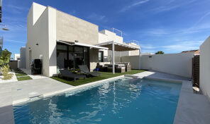Amazing Modern Detached Villa with Pool in Quesada.  Ref:ks2236