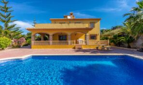 Amazing Luxury Villa with Large Private Pool & Plot in Valle del Sol.  Ref:ks2255