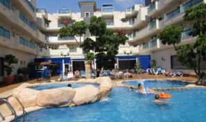 Beachside Penthouse in Cabo Roig.  Ref:ks2261