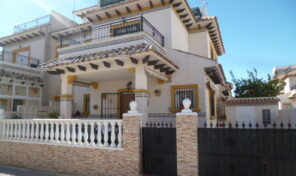 Lovely Quad Villa near the La Zenia Boulevard.  Ref:ks2300