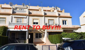 SOLD! South Facing Townhouse in Villamartin.  Ref:mks2286