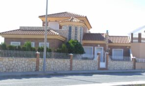 Massive 5 Bedrooms Villa with Garage in Avileses, Murcia.  Ref:ks2290