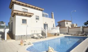 Great Detached Villa with Private Pool in San Miguel.  Ref:ks2328