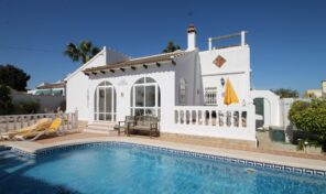 Lovely Detached Villa with Private Pool in Villamartin.  Ref:ks2323
