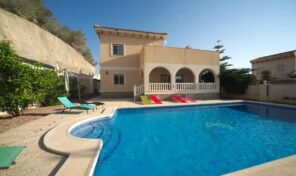 Great Villa with Private Pool in San Miguel.  Ref:ks2326