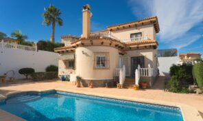 Luxury Detached Villa with Private Pool in San Miguel.  Ref:ks2327