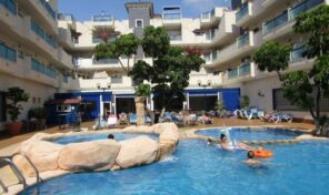 Great Beachside Apartment in Cabo Roig.  Ref:ks2349