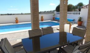 Luxury Villa with large Pool in San Miguel.  Ref:ks2338