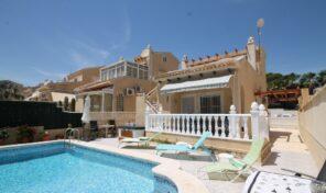 BARGAIN! Detached Villa with Private Pool in Villamartin.  Ref:ks2348