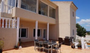 Amazing Views! Large Detached Villa with Private Pool in San Miguel.  Ref:mks1978