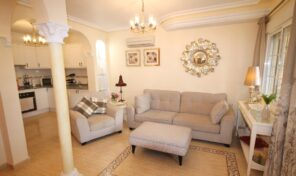 Spacious Lux Semi-Detached Villa in Cabo Roig.  Ref:ks2403