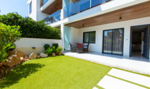 OFFER! Modern Ground Floor Bungalow Beach Side Campoamor.  Ref:ks2379